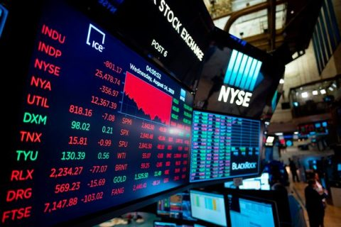 Stock Market Trading Volume